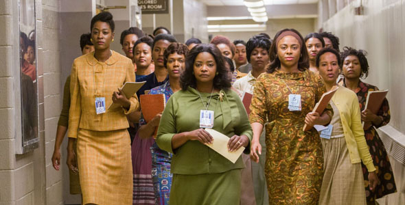 Hidden Figures 4K Ultra HD