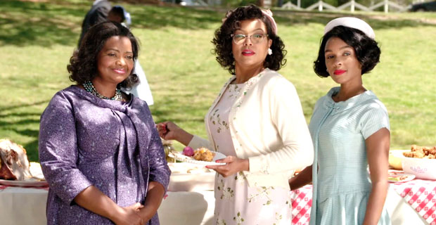 Hidden Figures 4K Ultra HD Blu-ray Review