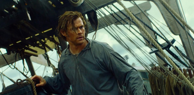 In The Heart of the Sea 3D Blu-ray Review