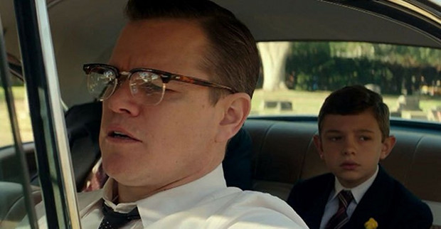 Suburbicon Blu-ray Review