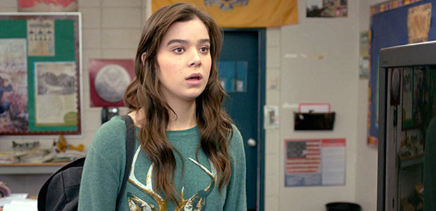 The Edge of Seventeen Blu-ray Review