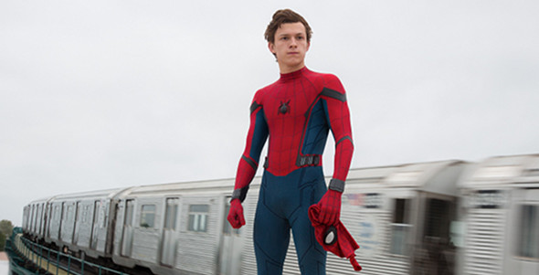 Tom Holland is Spider-Man: Homecoming