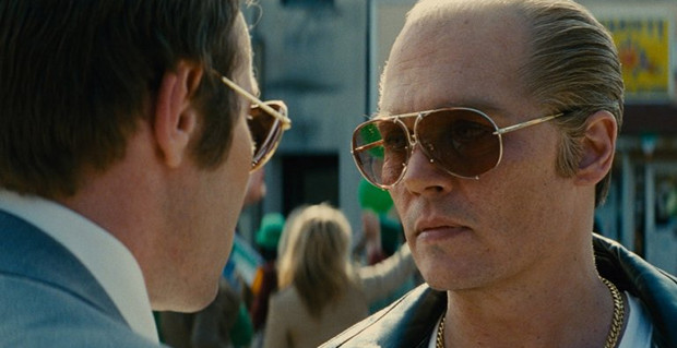 Black Mass Blu-ray Review