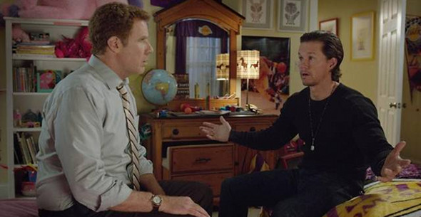 Will Ferrell, Mark Wahlberg in Daddy's Home