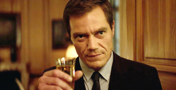 Michael Shannon in Frank and Lola