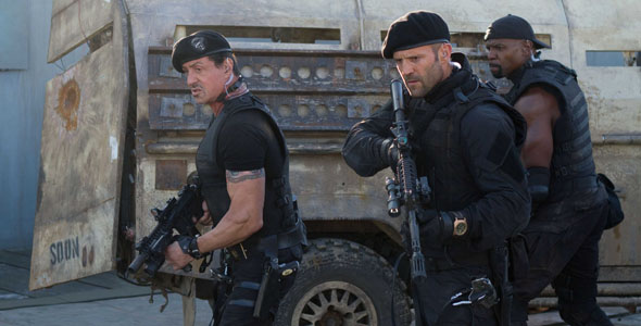 The Expendables 2 4K Ultra HD