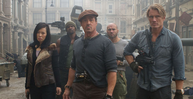 The Expendables 2 4K Ultra HD Blu-ray Review