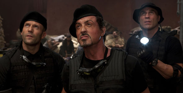 The Expendables 4K Ultra HD