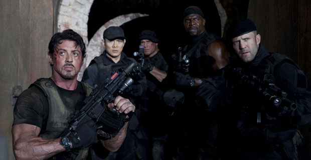 The Expendables 4K Ultra HD Blu-ray Review