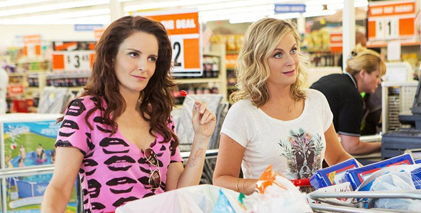 Amy Poehler, Tina Fey in Sisters