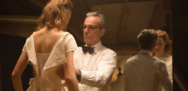 Phantom Thread Blu-ray Review