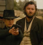 Natalie Portman, Joel Edgerton in Jane Got a Gun