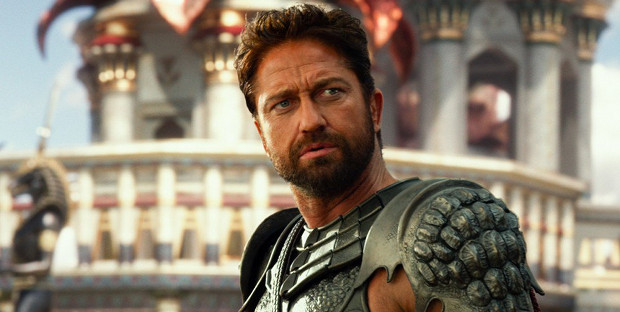 Gods of Egypt 3D Blu-ray Review