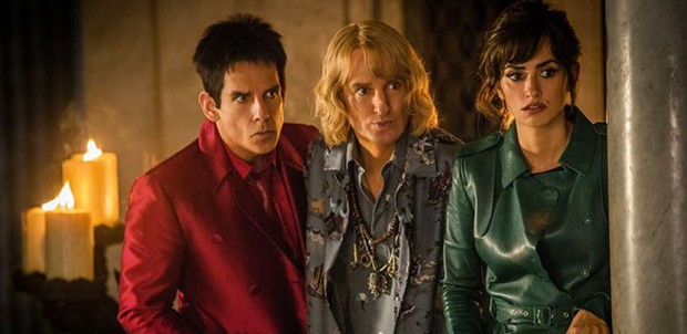 Zoolander 2 Blu-ray Review