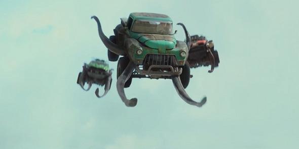 Lucas Till in Monster Trucks