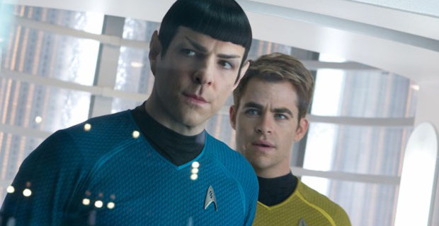 Star Trek Into Darkness 4K Ultra HD Blu-ray Review