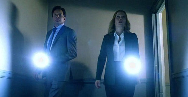 The X-Files Event Series Blu-ray Review