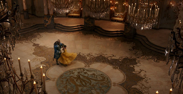 Emma Watson in Beauty and the Beast (2017)