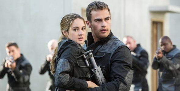 Divergent 4K Ultra HD