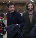 Jason Bateman, T.J. Miller, Jennifer Aniston in Office Christmas Party