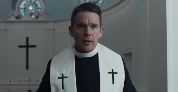 First Reformed Blu-ray Review