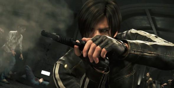 Resident Evil Vendetta 4K Ultra HD