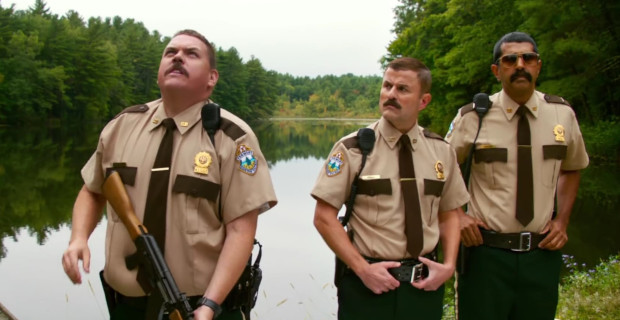 Super Troopers 2 Blu-ray Review
