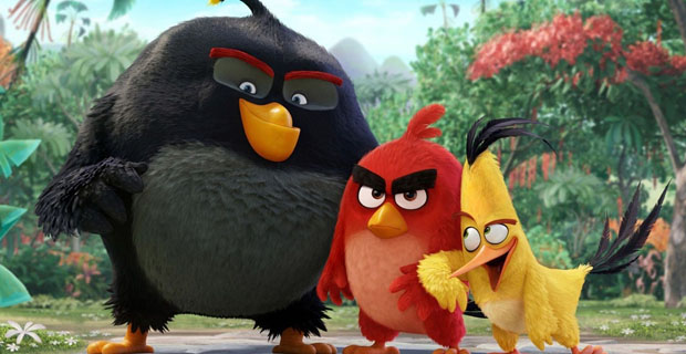 The Angry Birds Movie 4K Ultra HD Blu-ray Review