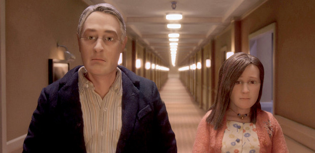 Anomalisa Blu-ray Review