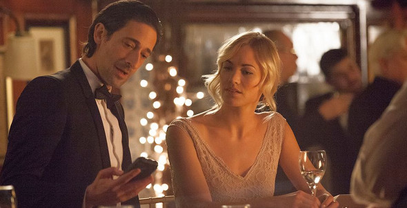 Adrien Brody in Manhattan Night