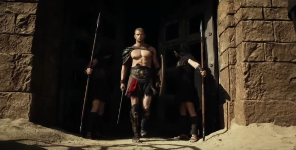 The Legend of Hercules 4K Ultra HD