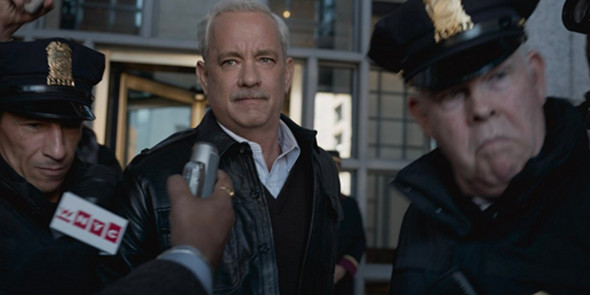 Tom Hanks in Sully