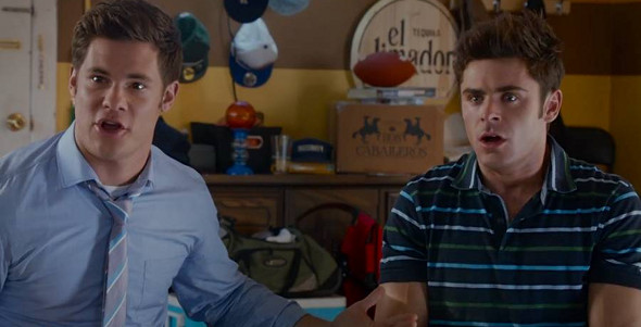Zac Efron, Adam Devine in Mike and Dave Need Wedding Dates
