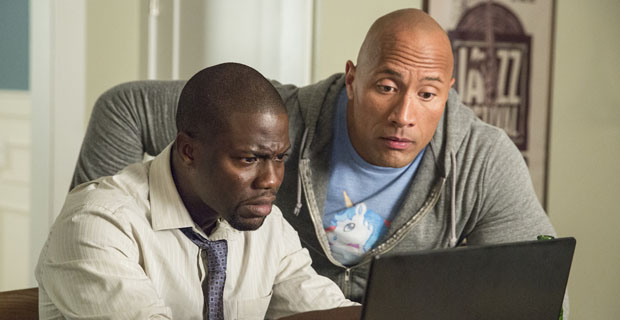 Central Intelligence 4K Ultra HD Blu-ray Review