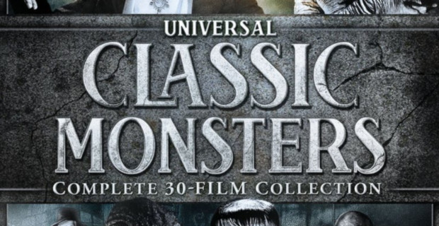 Universal Classics Monsters: Complete 30-Film Collection Blu-ray Review