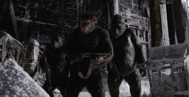War for the Planet of the Apes 4K Ultra HD Blu-ray Review