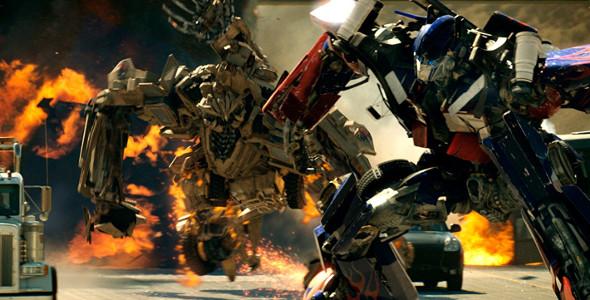 Transformers 4K UHD
