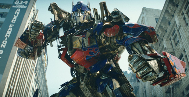 Transformers 4K Ultra HD Blu-ray Review