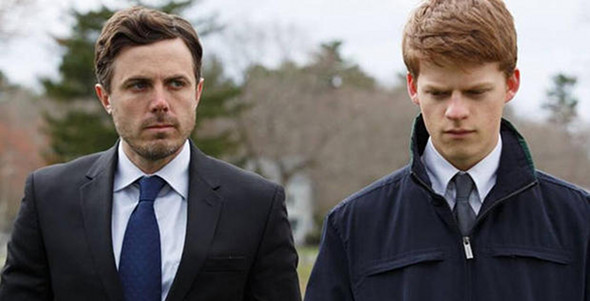 Casey Affleck, Michelle Williams, Lucas Hedges in Manchester By The Sea