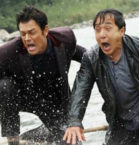Jackie Chan, Johnny Knoxville in Skiptrace