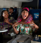 Regina Hall, Queen Latifah, Jada Pinkett Smith in Girls Trip