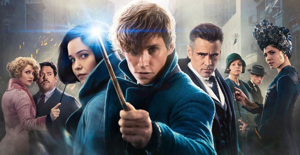 Fantastic Beasts and Where To Find Them 4K Ultra HD Blu-ray Review