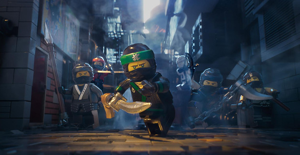 The LEGO Ninjago Movie 4K Ultra HD Blu-ray Review