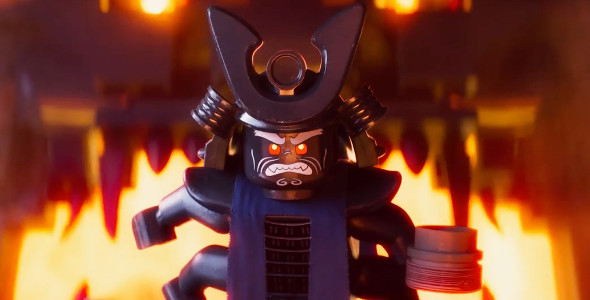 The Lego Ninjago Movie 4K Ultra HD