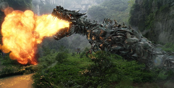 Transformers Age of Extinction 4K UHD