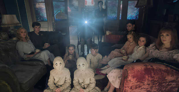 Miss Peregrine's Home for Peculiar Children 4K Ultra HD Blu-ray Review
